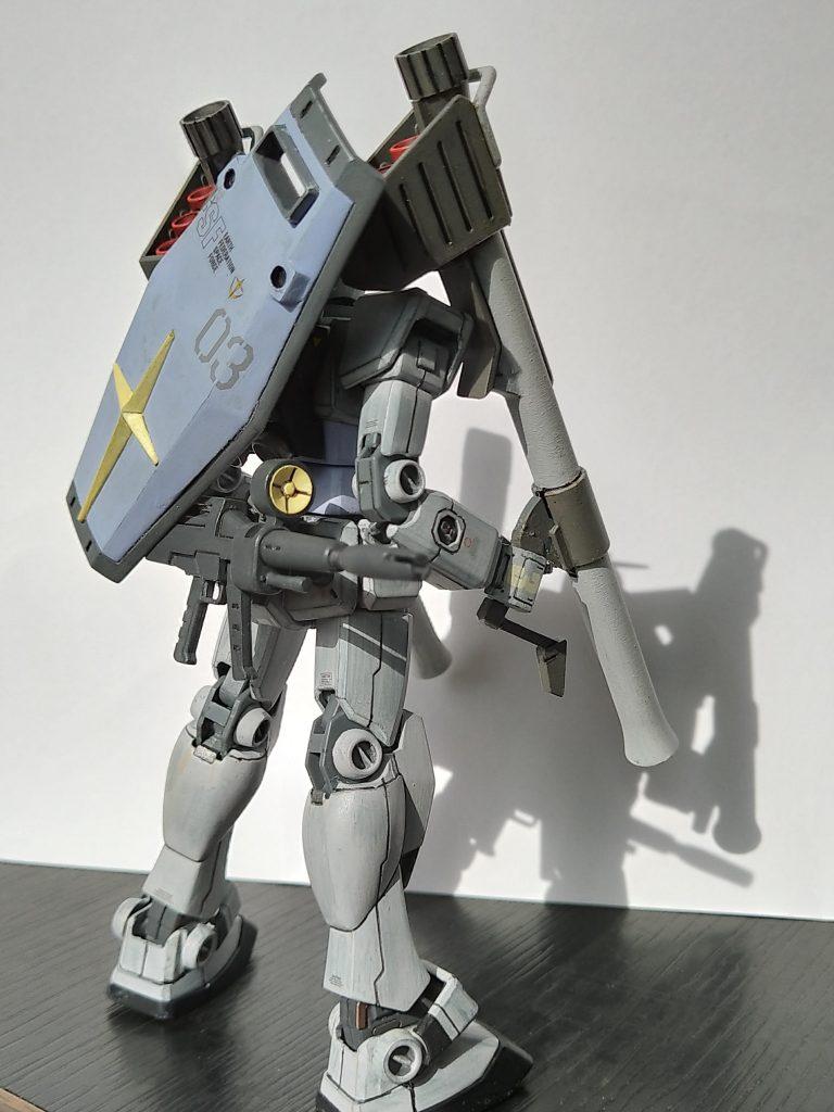 G-3ガンダム リバイブ アピールショット3