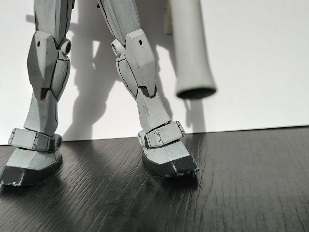 G-3ガンダム リバイブ 制作工程3
