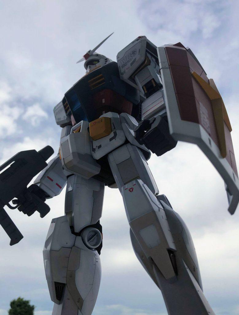 1/48 メガサイズモデル RX-78-2 ガンダム