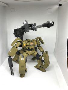 ティエレン長距離狙撃仕様(GNドライブ搭載型)