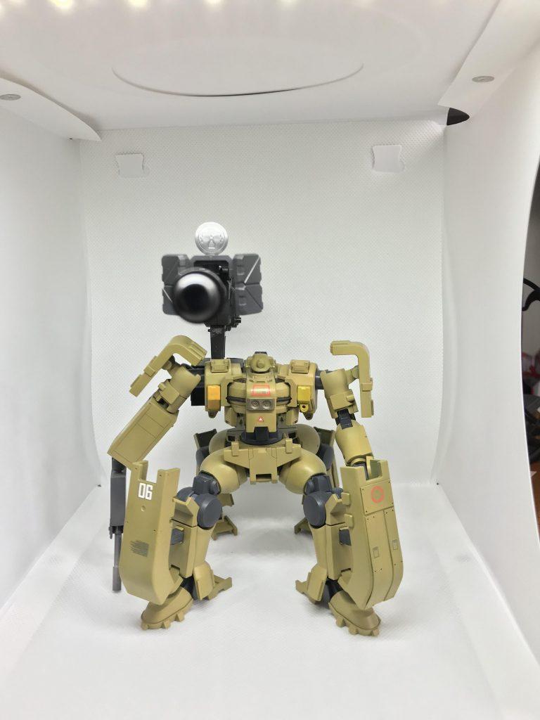 ティエレン長距離狙撃仕様(GNドライブ搭載型) 制作工程1