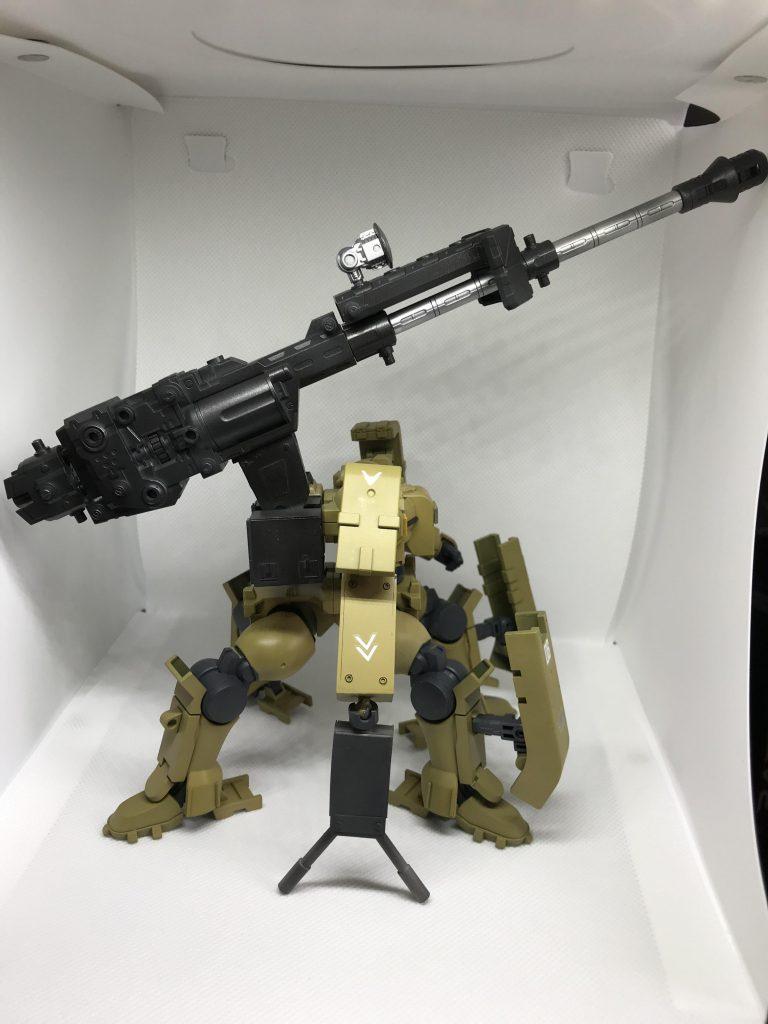 ティエレン長距離狙撃仕様(GNドライブ搭載型) 制作工程3