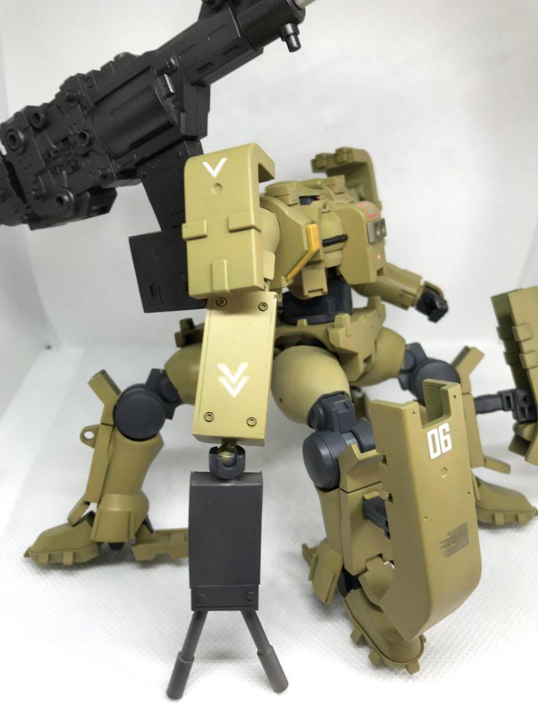 ティエレン長距離狙撃仕様(GNドライブ搭載型) アピールショット3