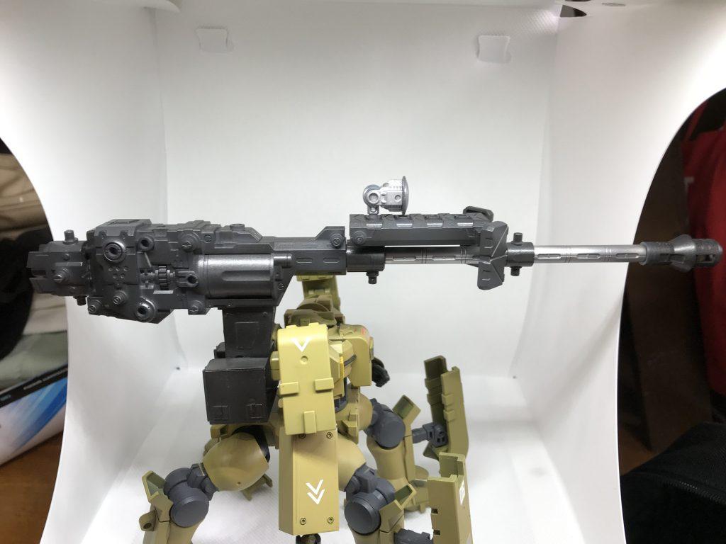 ティエレン長距離狙撃仕様(GNドライブ搭載型) アピールショット2