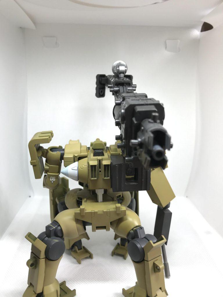 ティエレン長距離狙撃仕様(GNドライブ搭載型) 制作工程4