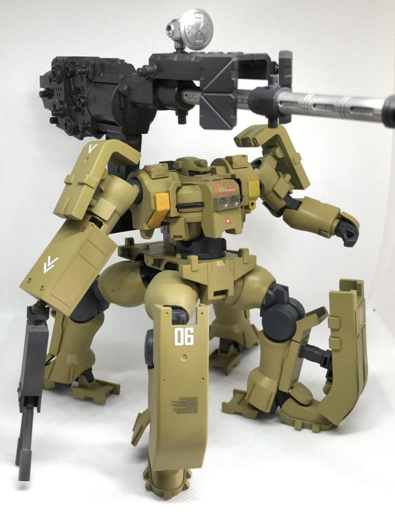 ティエレン長距離狙撃仕様(GNドライブ搭載型) アピールショット4