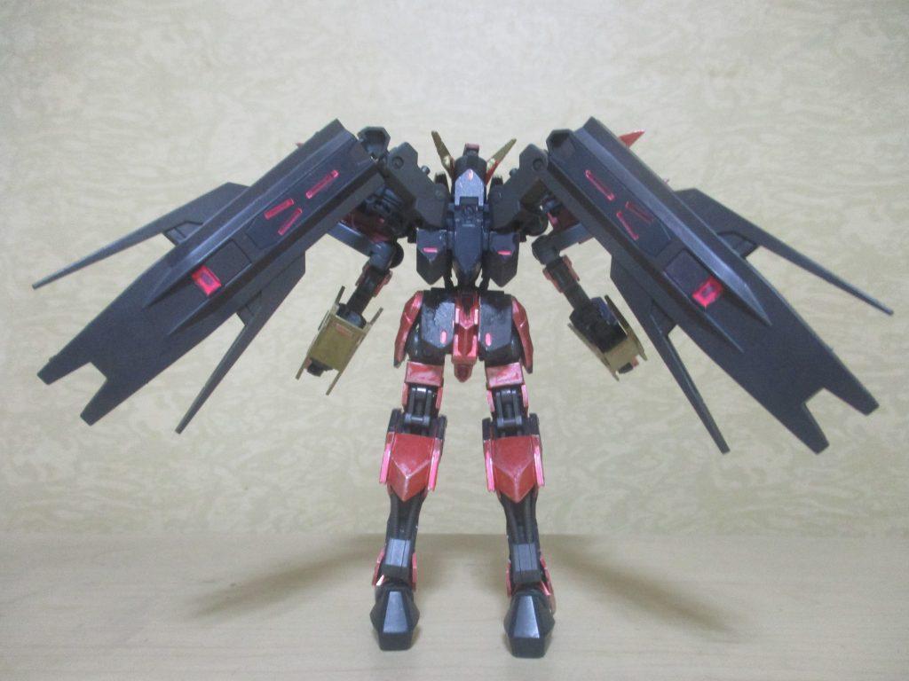 ASW-G-03 ガンダムヴァサゴ アピールショット2