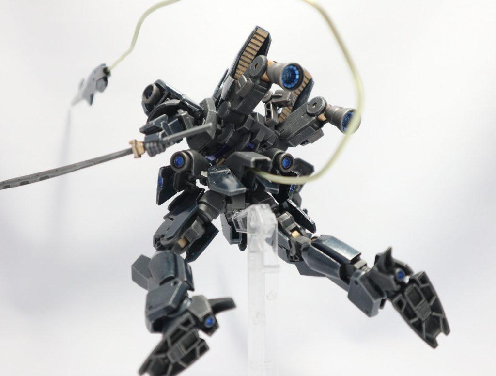 EB-06/tc3 Shiden-Go[Graze Custom Ⅲ]グレイズ改参 紫電号 アピールショット7