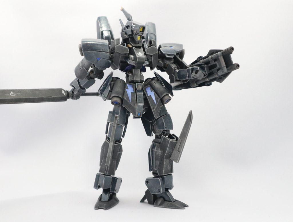 EB-06/tc3 Shiden-Go[Graze Custom Ⅲ]グレイズ改参 紫電号 アピールショット8