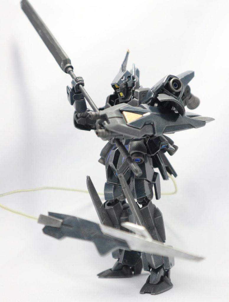 EB-06/tc3 Shiden-Go[Graze Custom Ⅲ]グレイズ改参 紫電号 アピールショット5