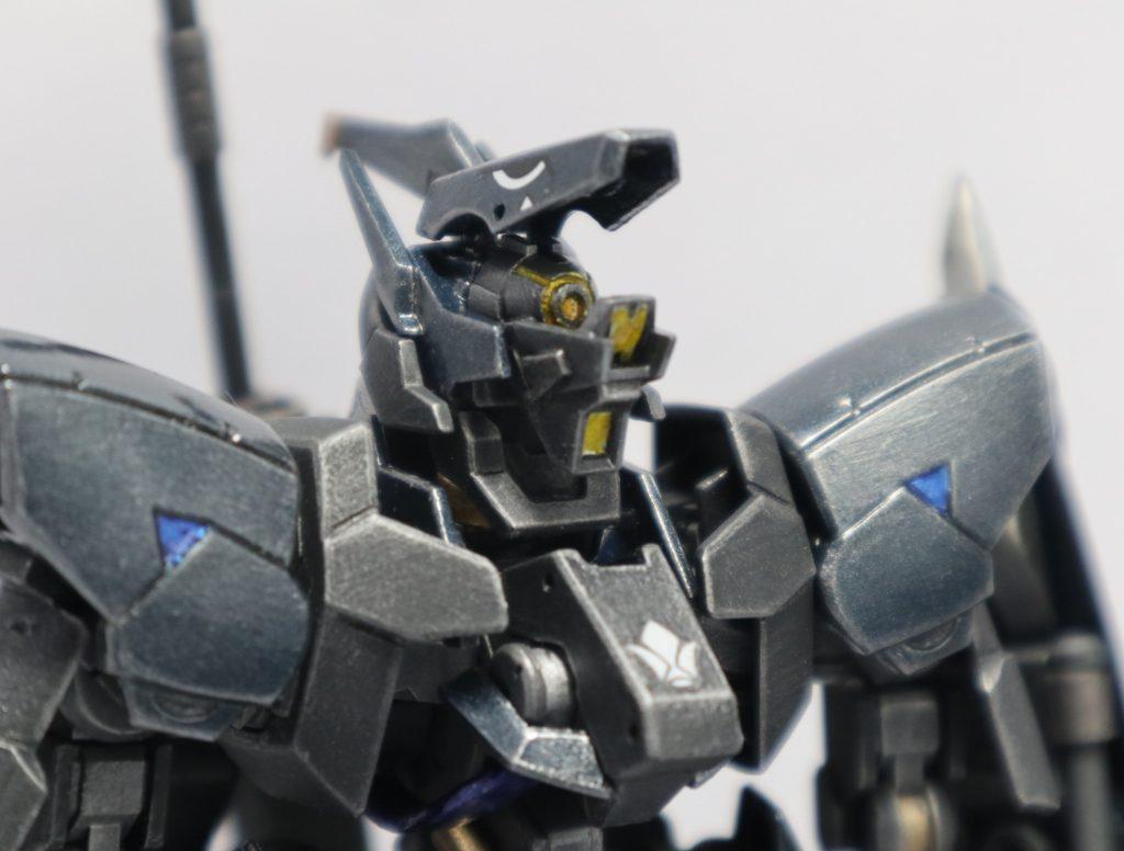 EB-06/tc3 Shiden-Go[Graze Custom Ⅲ]グレイズ改参 紫電号 制作工程7