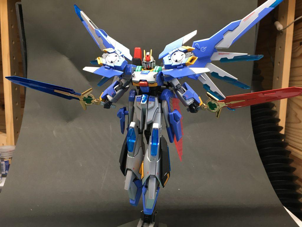 HGBF 1/144 ガンダムEz-SCR【オリジナル】 アピールショット5