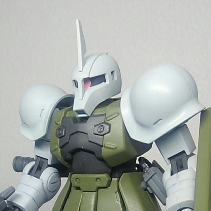 ザクI(ゲラート·シュマイザー専用機)