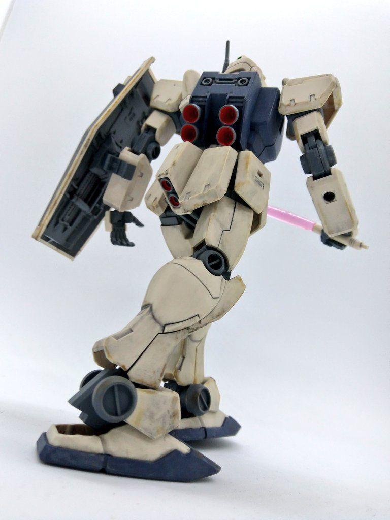 ジム改(バニング機) アピールショット4