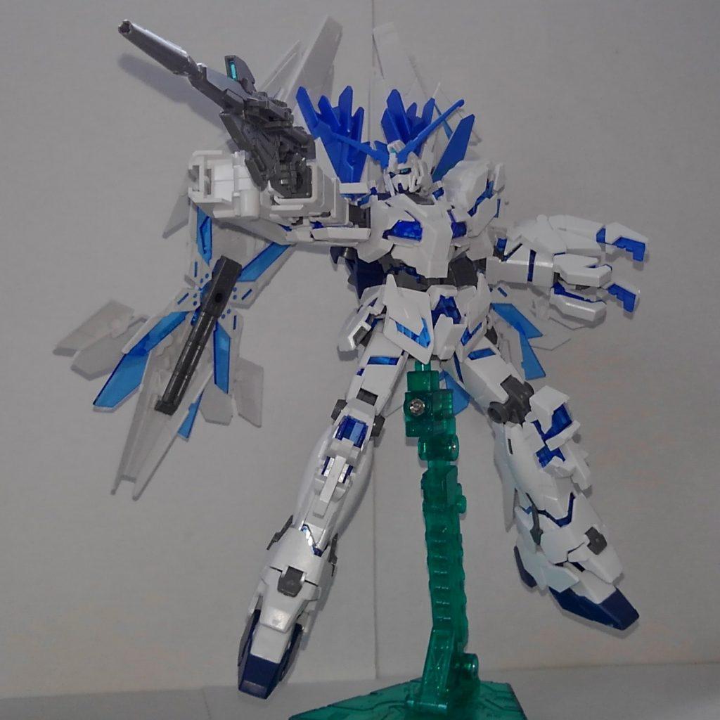RX-0 フルアーマーユニコーンガンダム プランB アピールショット3
