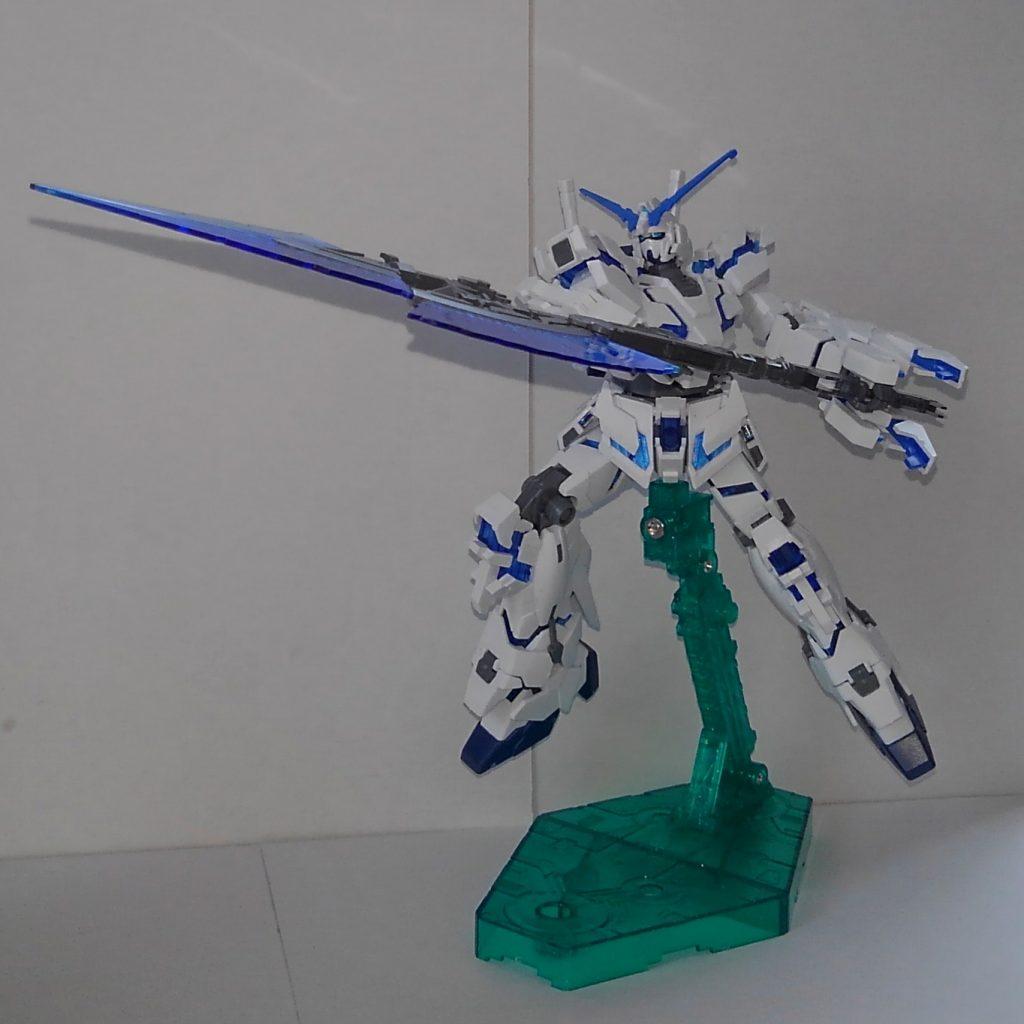RX-0 フルアーマーユニコーンガンダム プランB 制作工程4