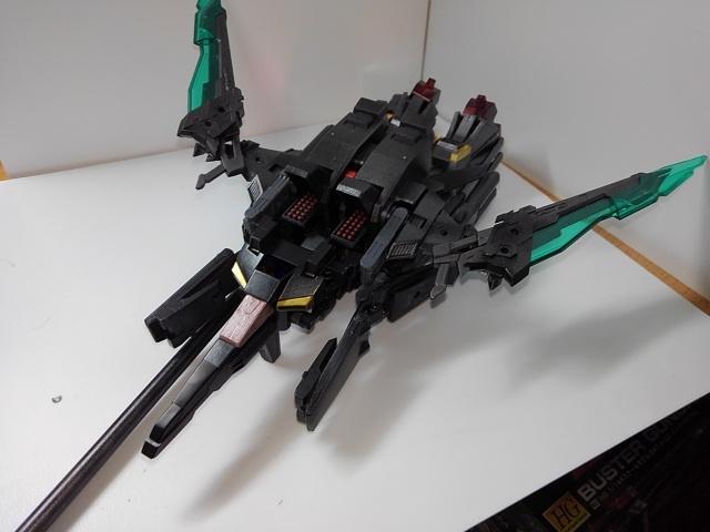 ガイラムMkⅡ アピールショット4