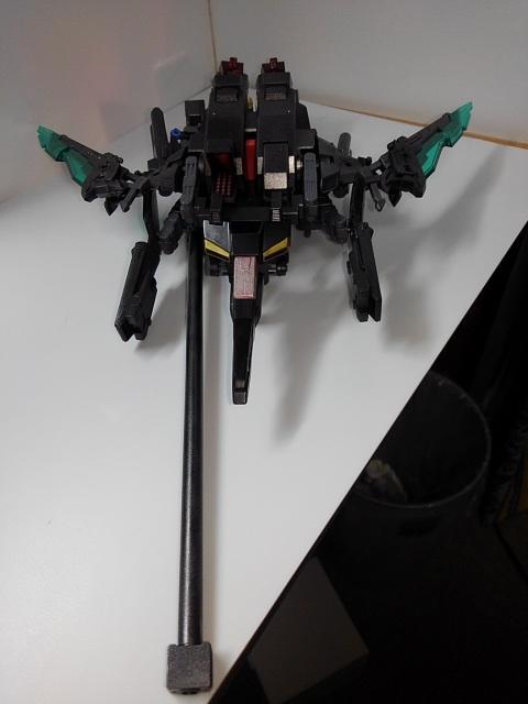 ガイラムMkⅡ アピールショット5