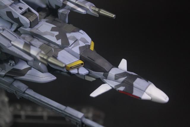ΖプラスA1型 制作工程3