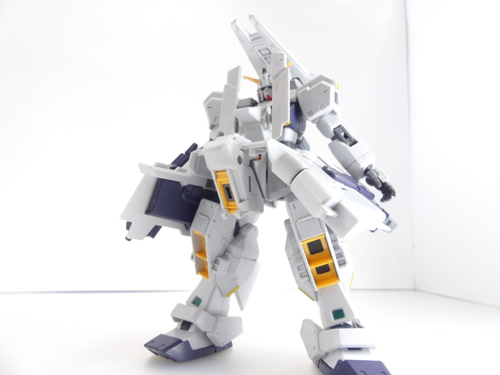 【GBNW】50:HGUC Gパーツ【フルドド】 アピールショット8