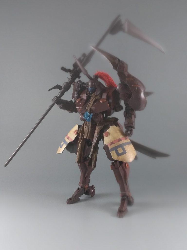 狩猟機 ガリオン・シーカ