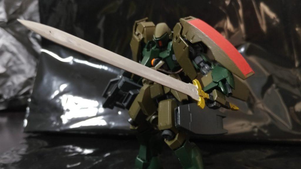 グレイズ・スピーダ アピールショット4