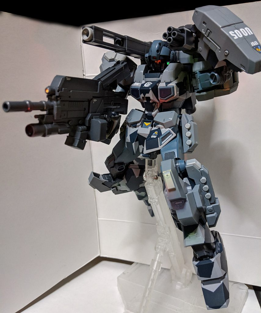 MG ジェスタ・キャノン アピールショット6