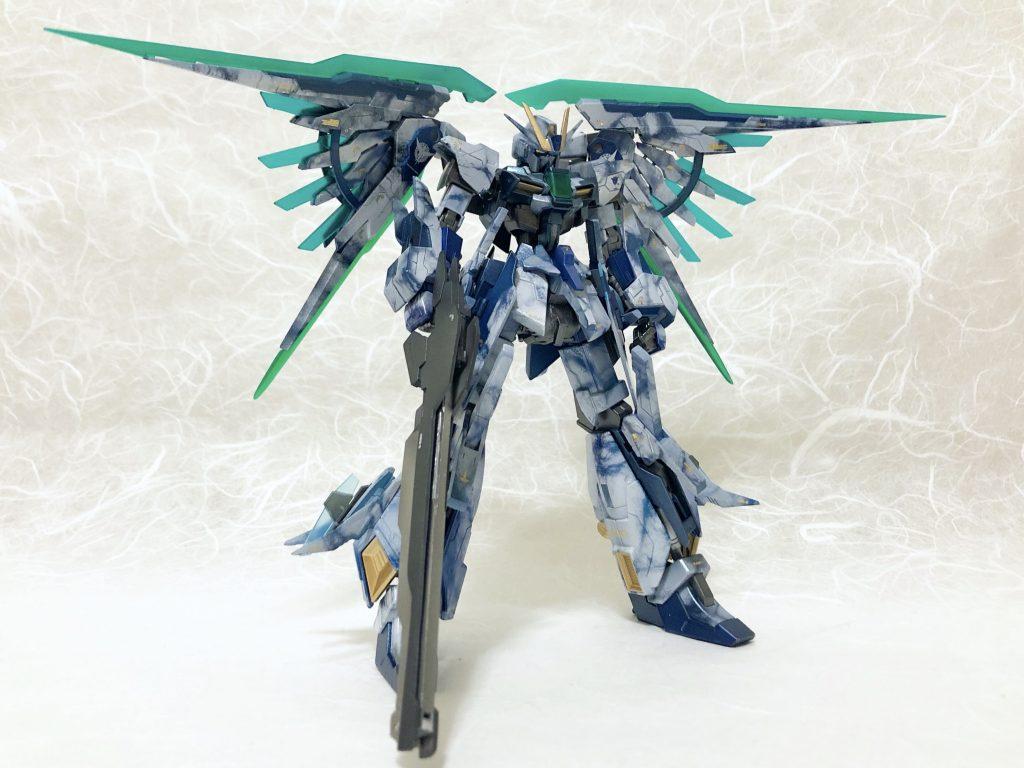 GN-VI ガンダムスピカ アピールショット1