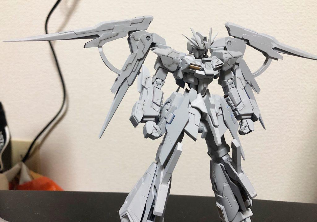 GN-VI ガンダムスピカ 制作工程6