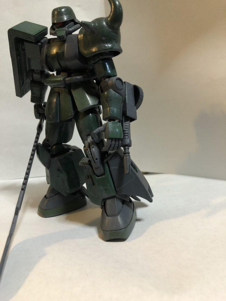 高機動型ザク後期型(残党軍仕様) アピールショット1