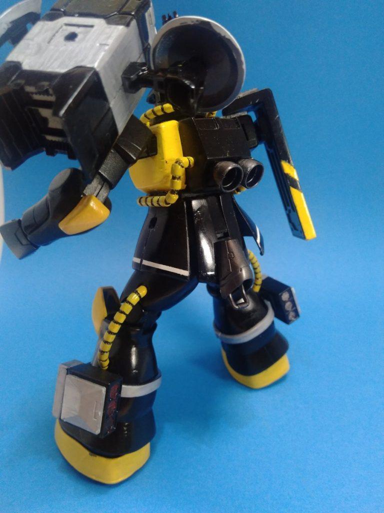 ザクII-V-Strom アピールショット3