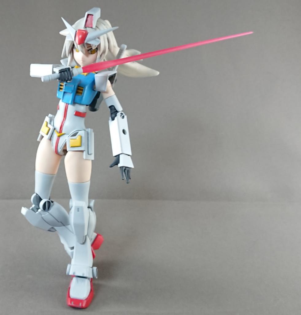 RX-78-2ガンダム アピールショット4