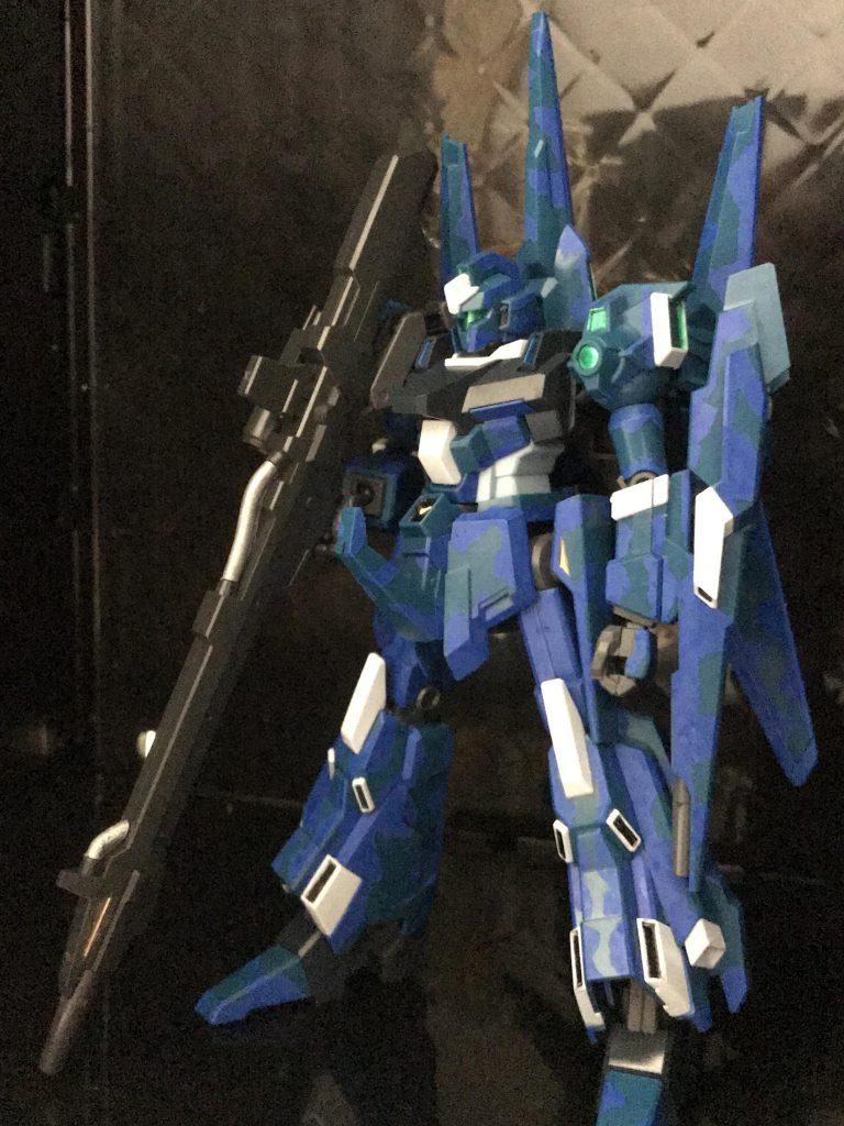 リゼルC型(ヴァイパーゼロ風塗装)