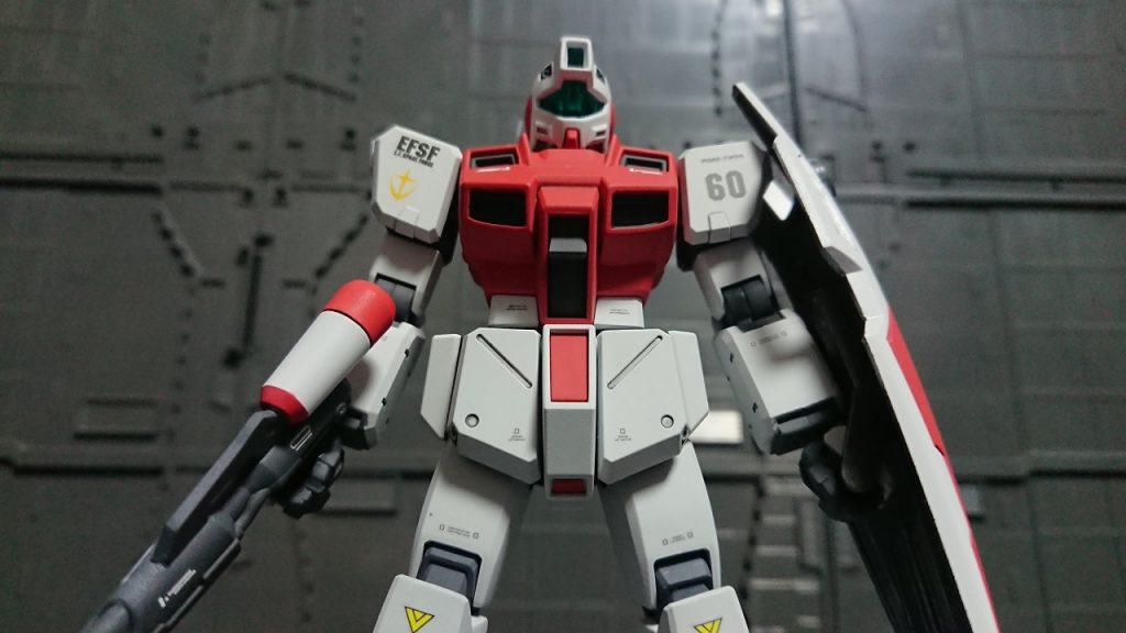 HG ジム・コマンド宇宙戦仕様(がいさつカスタム) アピールショット6