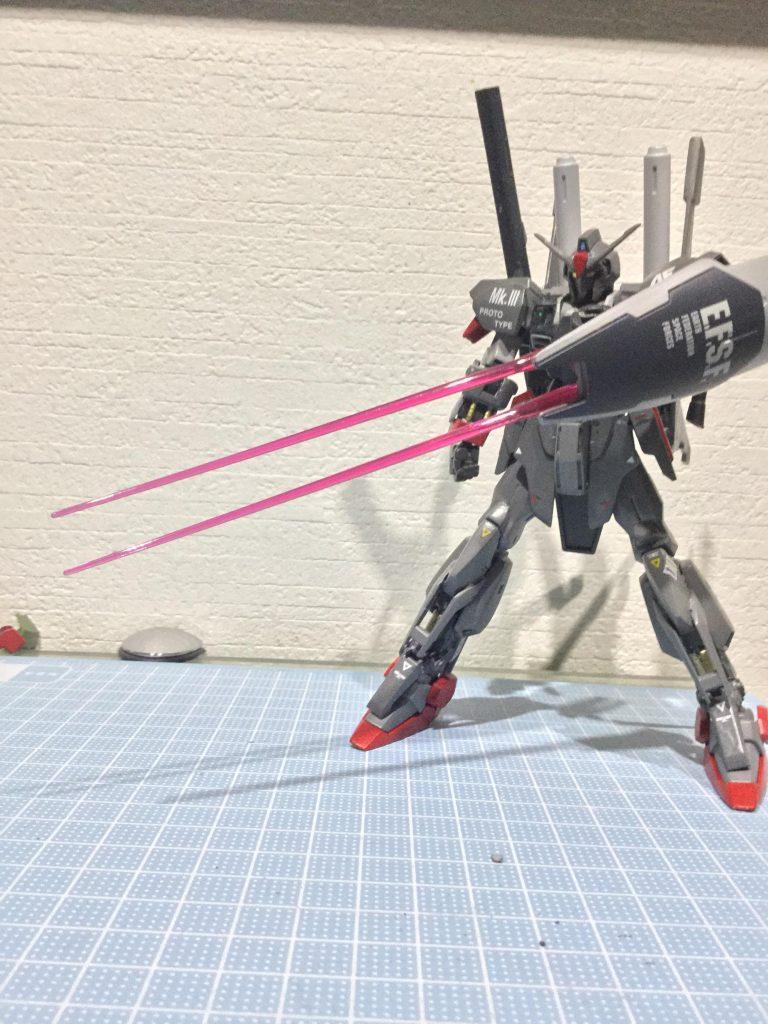 プロトガンダムMK-III「widowmaker」 アピールショット3