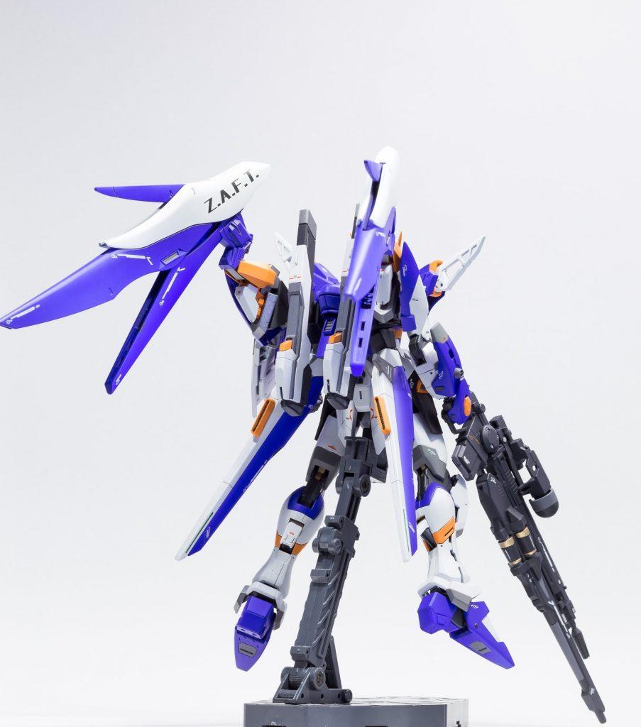 ZGMF-X52Aインパルスデスティニー アピールショット3