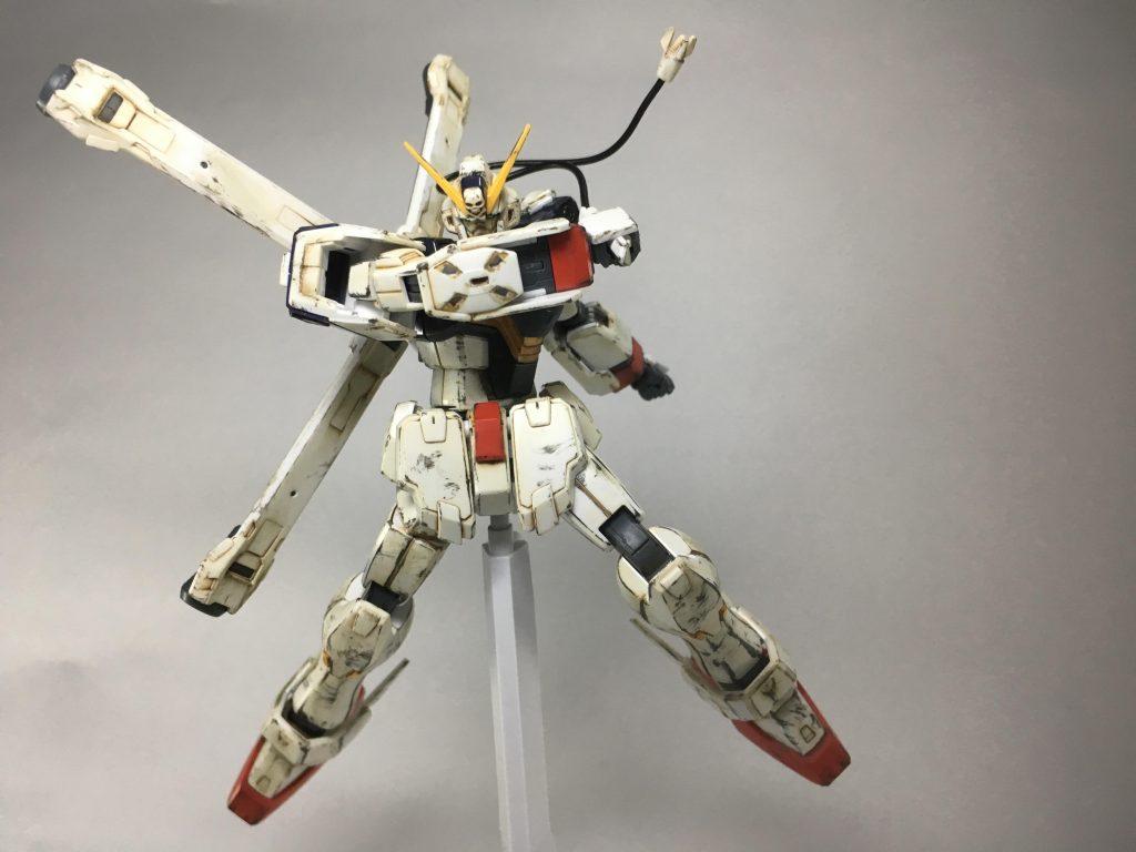クロスボーン・ガンダムX1改 アピールショット2
