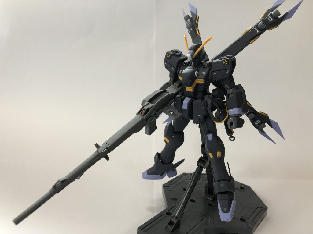 クロスボーンガンダムX2改 アピールショット7