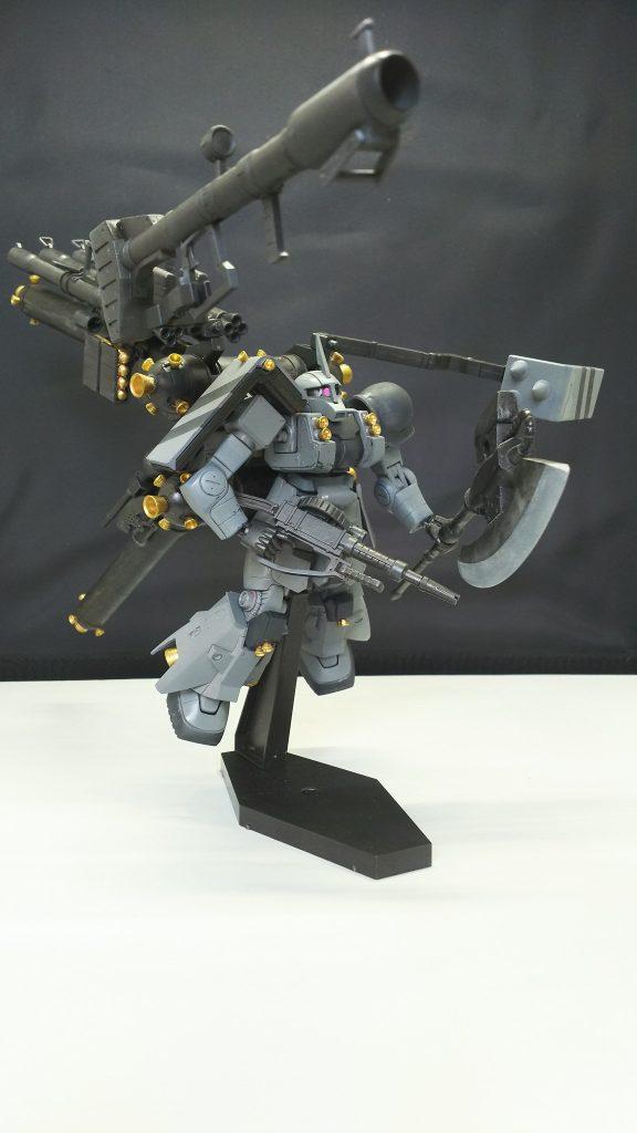 高機動型ザクⅠ・サーガ