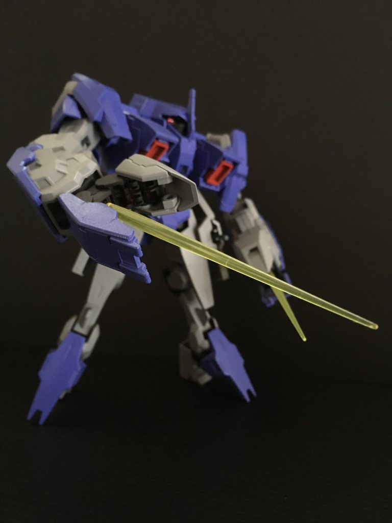 AEL迎撃機 アイギス 制作工程4