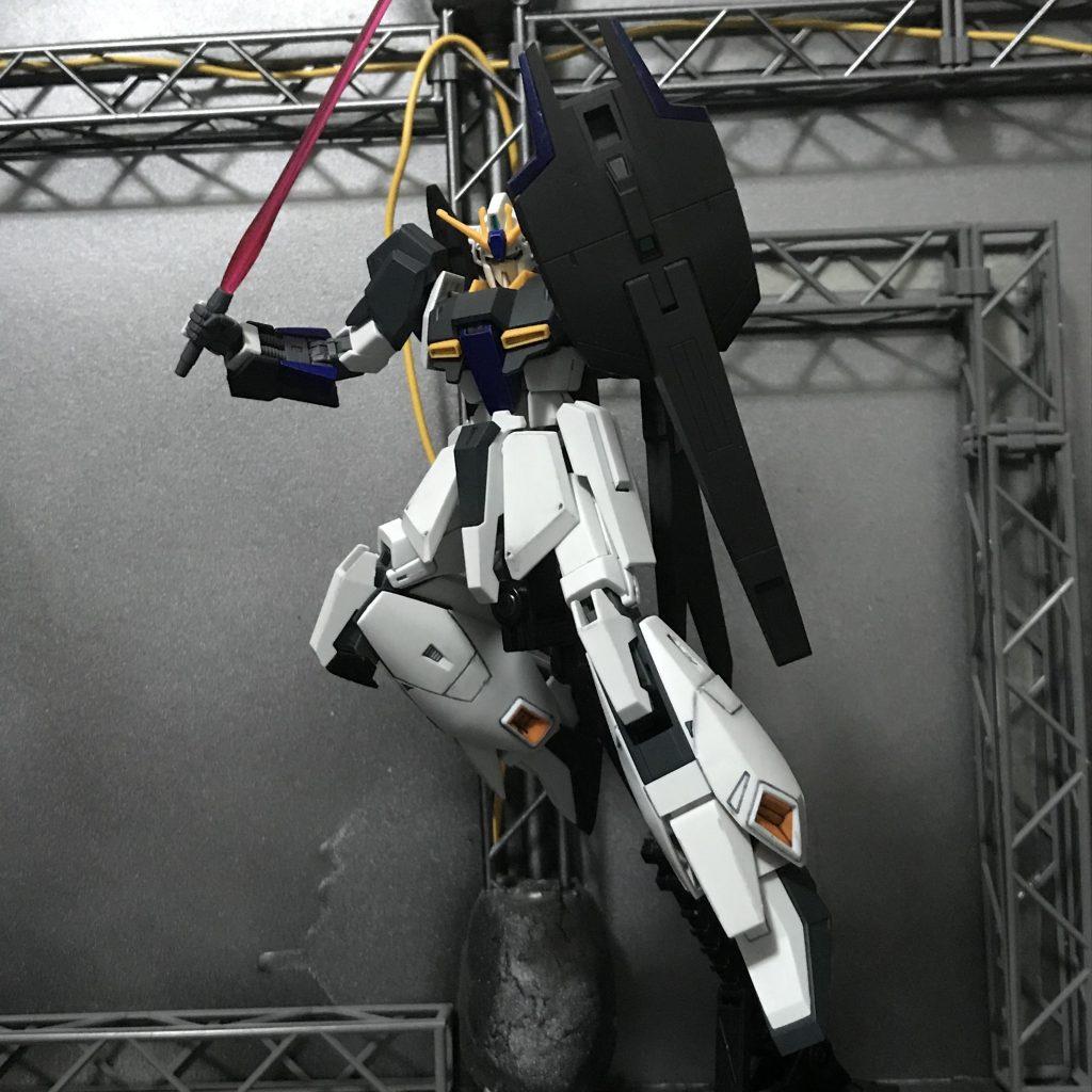 MSZ-006 ZガンダムWS(ウェイブシューター) アピールショット4