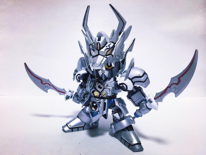 魔戒騎士ギンガ|れっさんさんのガンプラ作品|GUNSTA(ガンスタ)