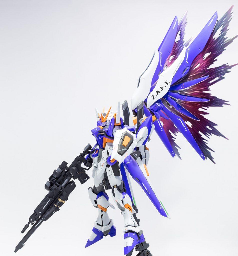 ZGMF-X52Aインパルスデスティニー アピールショット4