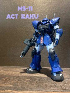 MS-11 ACT ZAKU