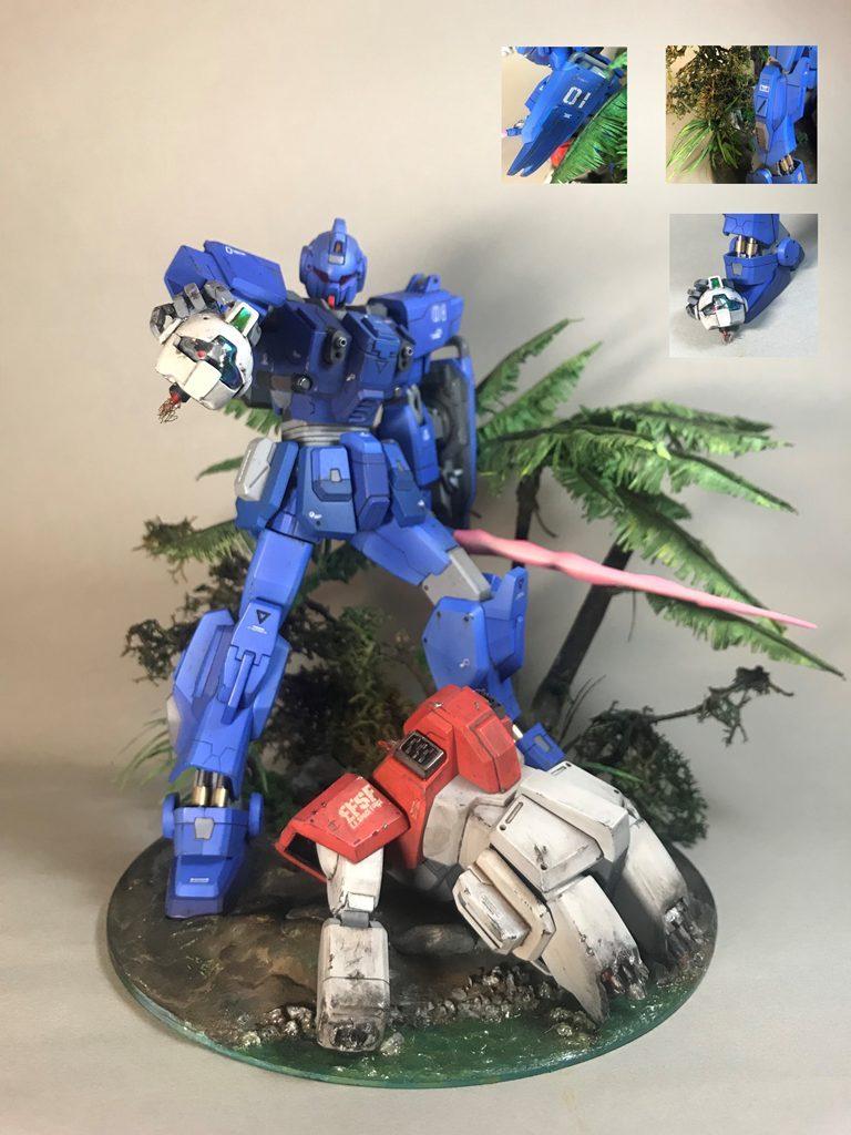BD-1 Blue Destiny