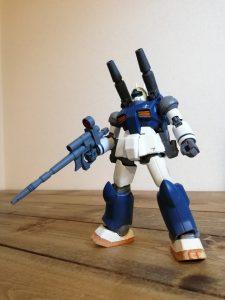 ガンキャノン(試作型強化バックパック仕様)