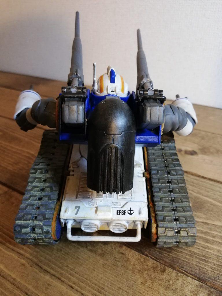 ガンタンク初期型 アピールショット2