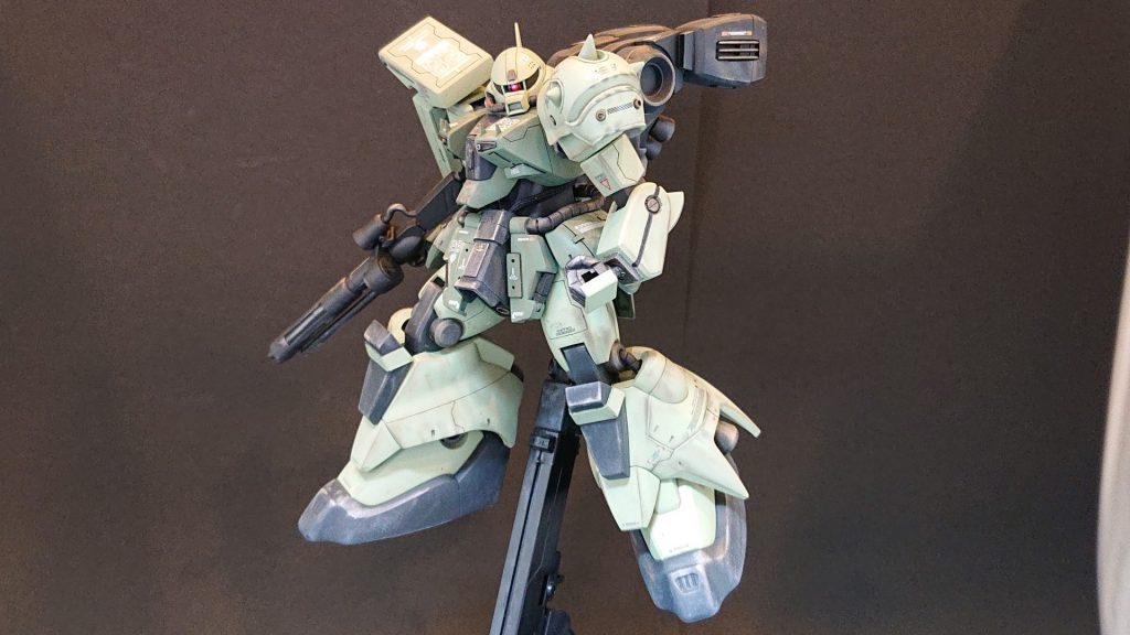 AMX-011G ZAKU-Ⅲ 【 ZEON-MARS type】陸戦型ザクⅢ 火星ジオン仕様 アピールショット6