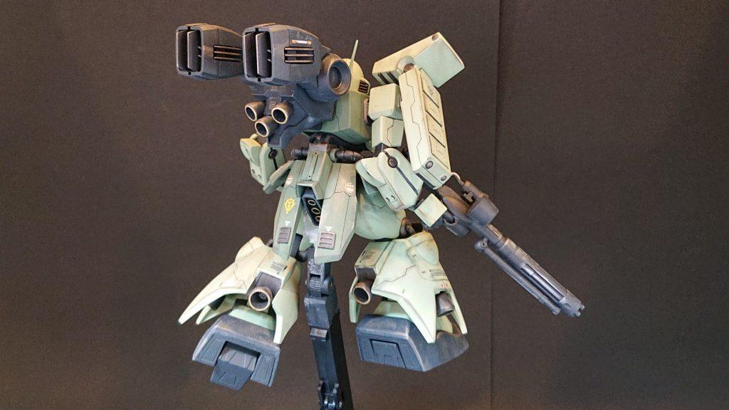 AMX-011G ZAKU-Ⅲ 【 ZEON-MARS type】陸戦型ザクⅢ 火星ジオン仕様 アピールショット7