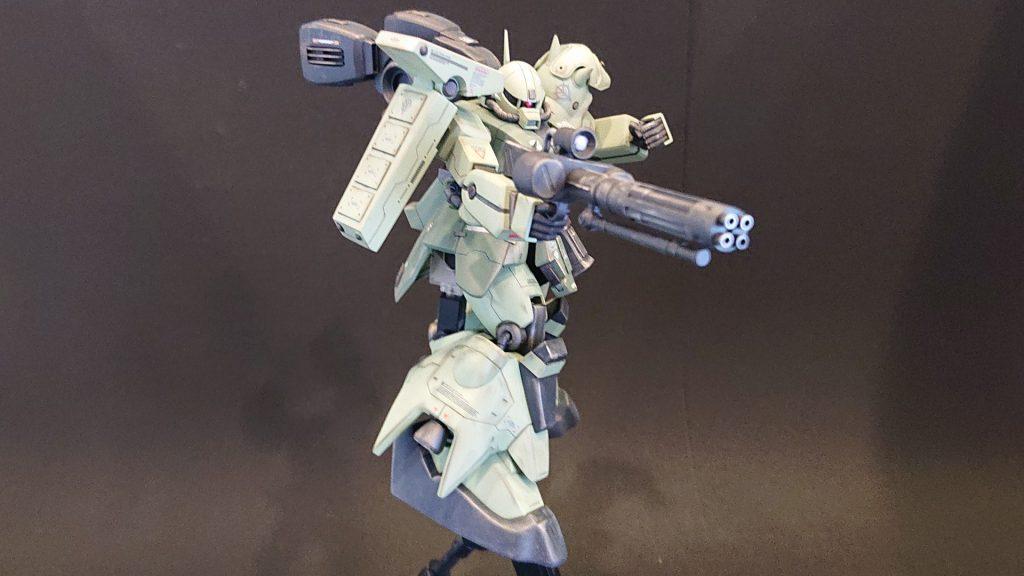 AMX-011G ZAKU-Ⅲ 【 ZEON-MARS type】陸戦型ザクⅢ 火星ジオン仕様 アピールショット8